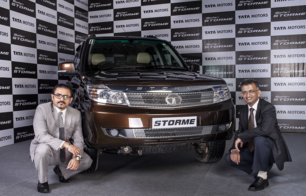 Safari Storme launch-Nepal