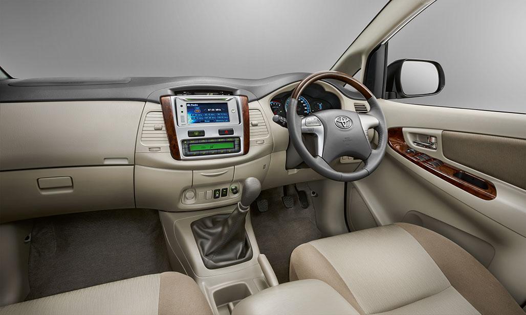 Toyota To Launch New Innova Facelift In September 2013