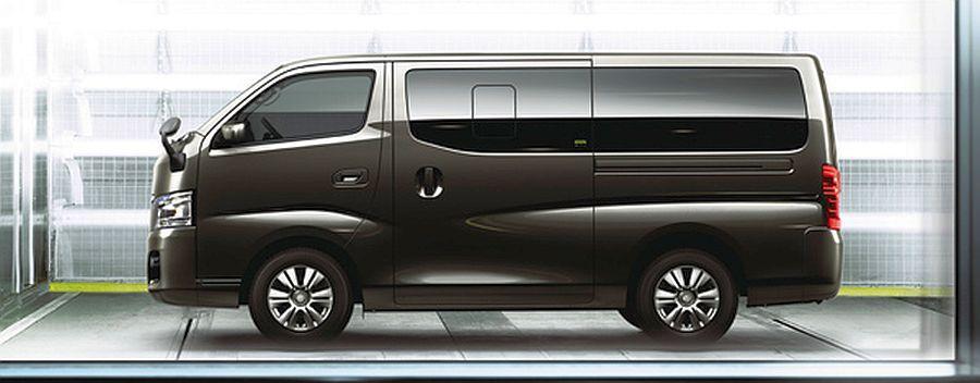 Nissan Nv Passenger >> Nissan Ashok Leyland to Launch NV350 Caravan in India