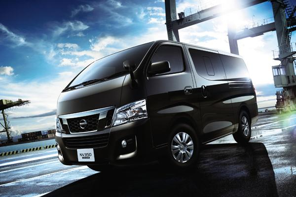 Nissan-NV350-Urvan-India