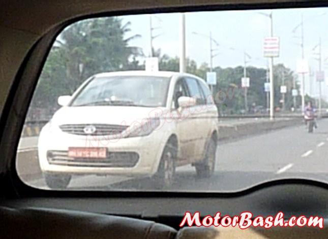 Tata-Aria-facelift-front