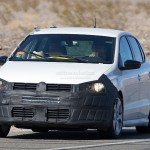 SPIED: Volkswagen Polo Facelift Caught Testing In Death Valley