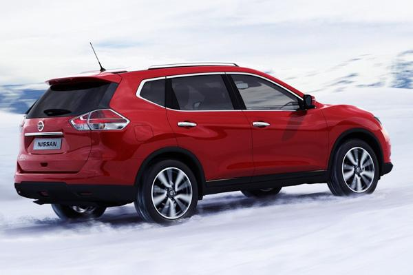 Nissan X-Trail Coming To India