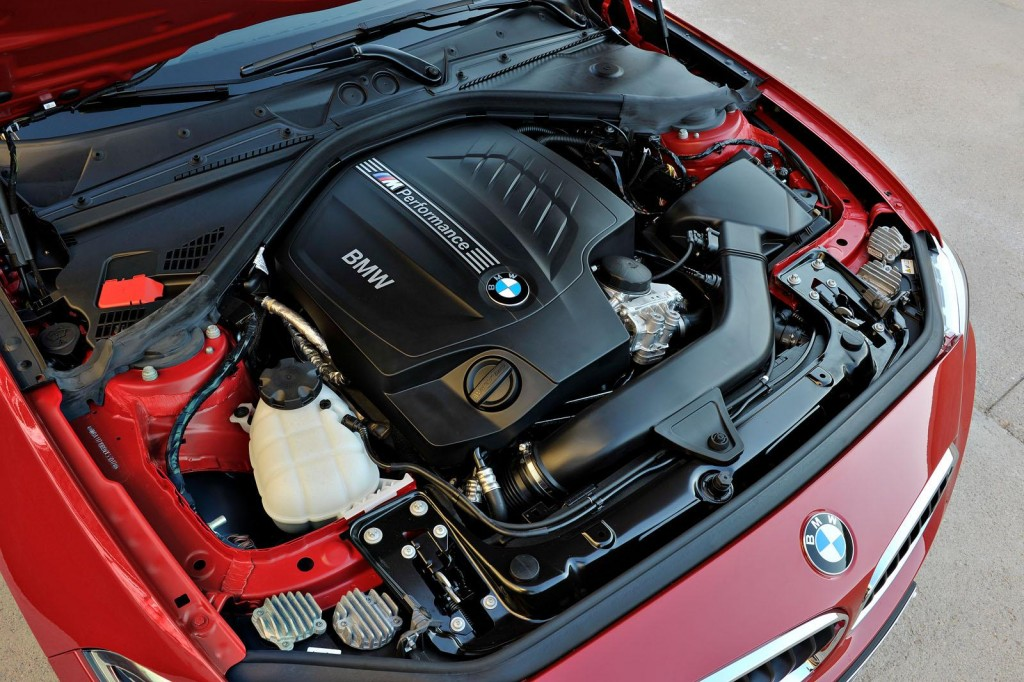 BMW-2-Series-M235i-engine