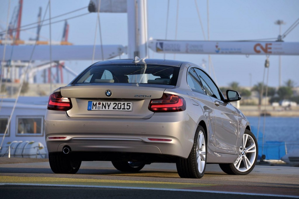 BMW-2-Series-rear