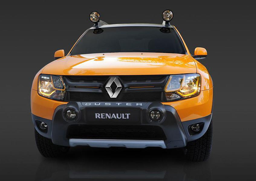 Renault-Duster-Detour-front-fascia