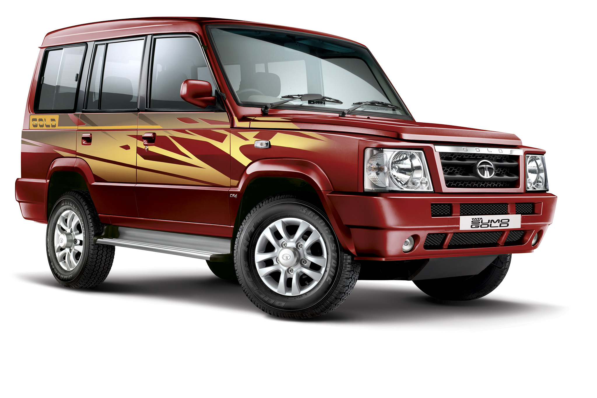 NEW TATA SUMO GOLD
