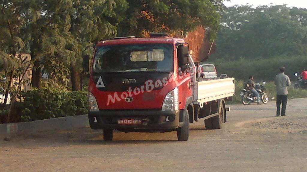 Tata-Ultra-Truck-LCV-spyshots