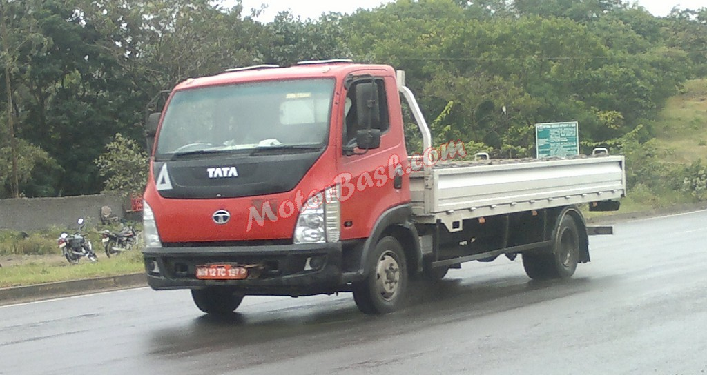 Spied Tatas Next Gen Ultra Truck Caught Testing Launch Very Soon