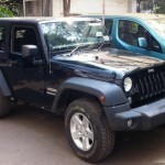 2-Door Wrangler Sport Spotted Yet Again; When Launching You JEEP?