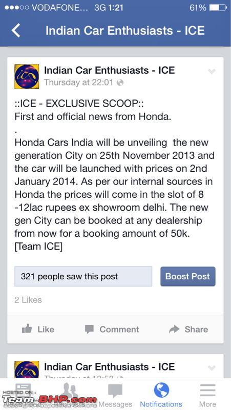 new car launches november 2014 indiaAllNew Honda City Commercial Launch on January 2nd