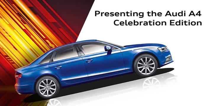 Audi-A4-Celebration-Edition-India