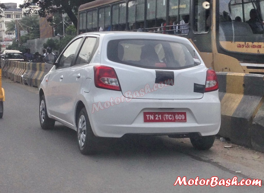Datsun GO Accessories: List of all Packages You Can Buy