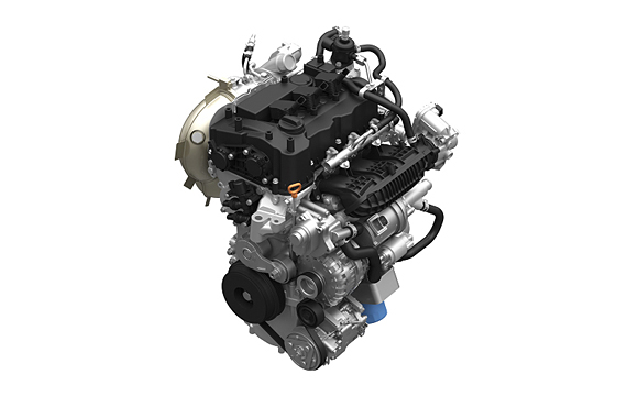 Honda-1.0L3-cylinder-direct-injection-gasoline-turbo-engine