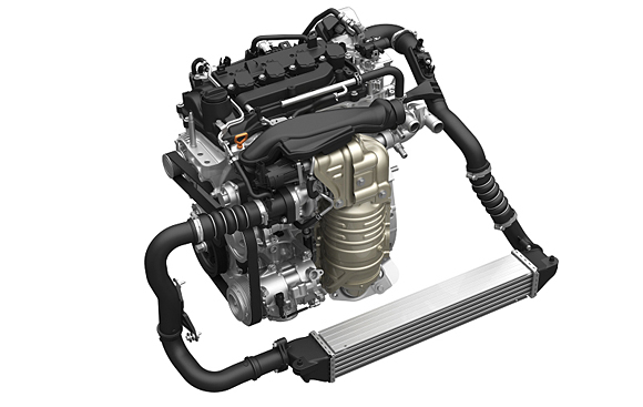 Honda-1.5L4-cylinder-direct-injection-gasoline-turbo-engine