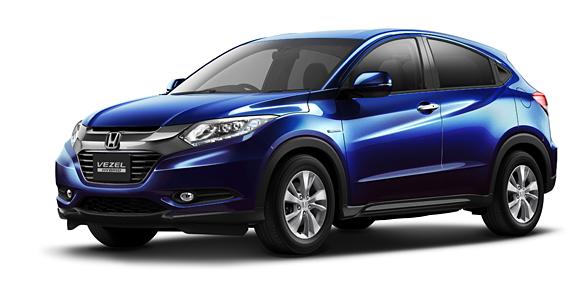 Honda-Vezel-Compact-SUV-Pic (15)