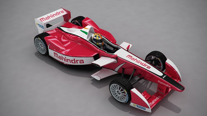 Mahindra-E-Vehicle-FIA-Formula-E-Championship