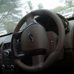 Mahindra-XUV500-W4-Steering