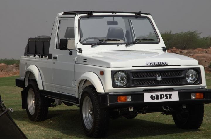 Maruti-Suzuki Gypsy