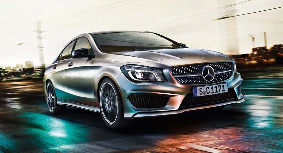 Mercedes-CLA-Class