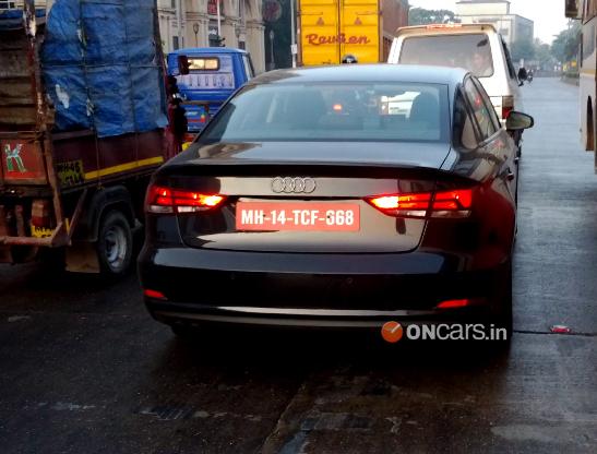New-Audi-A3-Sedan-spy-pic-India