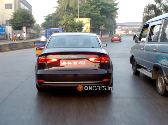 New-Audi-A3-Sedan-spy-pic-mumbai