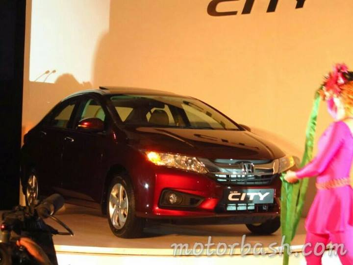 New-Honda-City-Front