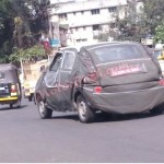 MotorBash Reader Spies Vista Facelift aka 'Falcon 4′ in Pune!