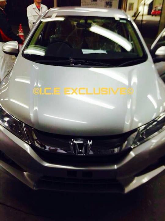 All-New-2014-Honda-City-Front