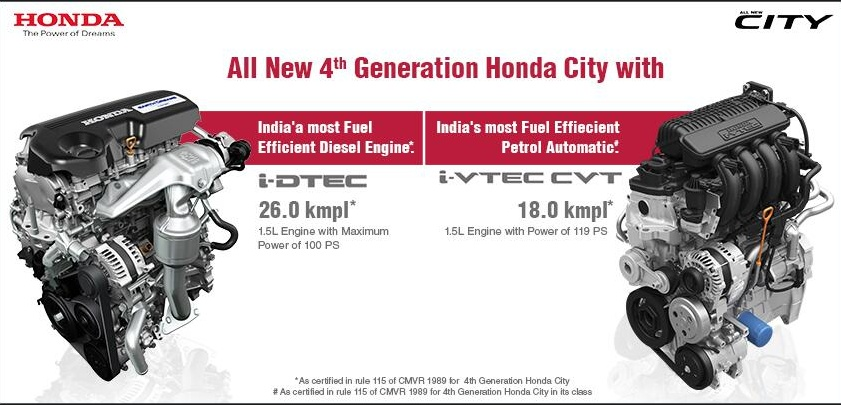 new honda city fuel efficiency 26kmpl launch on 9th january. Black Bedroom Furniture Sets. Home Design Ideas