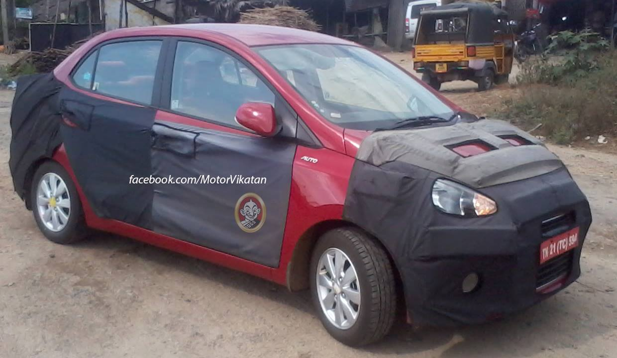 Hyundai-Grand-i10-Sedan-Spied-front