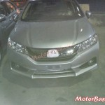 Xclusive: First Ever Spypics of New Honda City Diesel i-DTEC From India