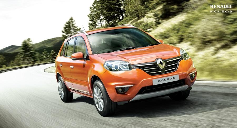 2014-New-Renault-Koleos-Facelift-Pics (1)