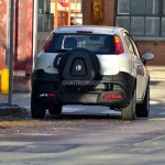 Are These First Spyshots of India Bound Fiat Crossover – Punto Adventure