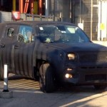 India Bound Entry-Level JEEP 'Jeepster' Spotted Wearing Production Body, First Time Ever