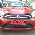 LEAKED: Maruti's Celerio Brochure, Spyshots & All Details: NO AIRBAGS!