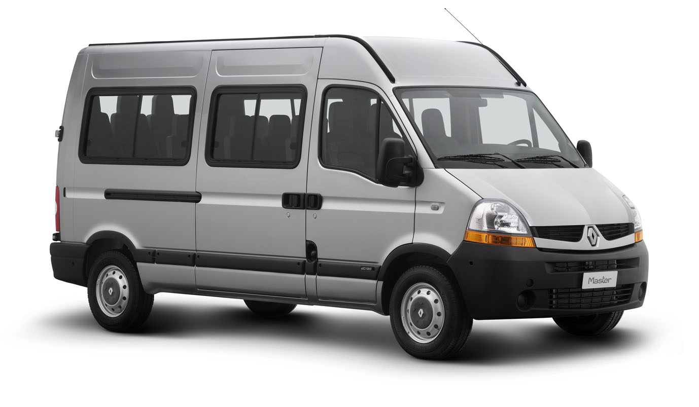 renault master based next gen tata winger spy pics details. Black Bedroom Furniture Sets. Home Design Ideas