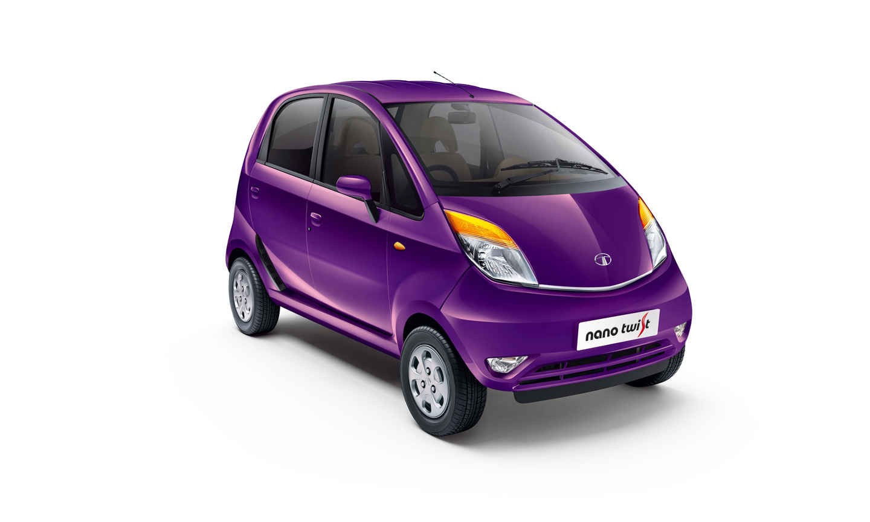 Tata Nano Twist Pics