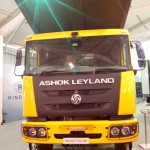 Auto Expo : Ashok Leyland Showcases its Commercial Vehicles