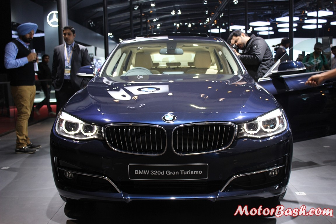 Bmw Launches 3 Series Gt Gran Tourismo At Rs 42 75 Lakhs Pics