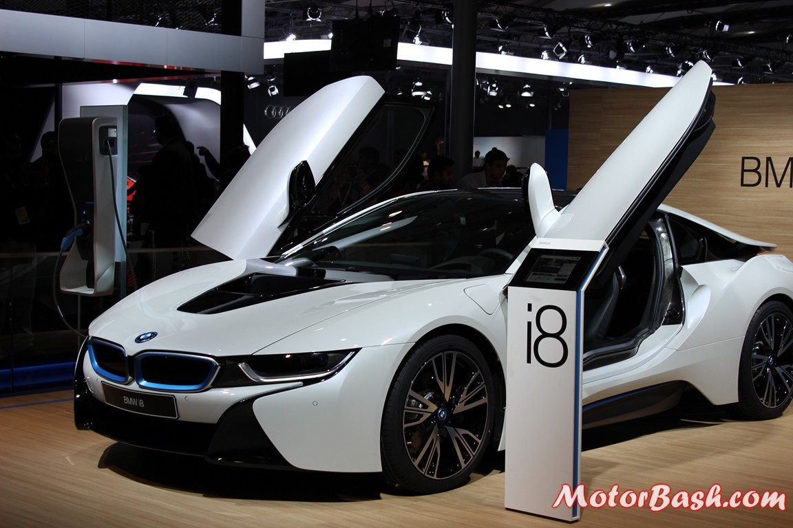 Bmw I8 Hybrid Electric Car Price In India