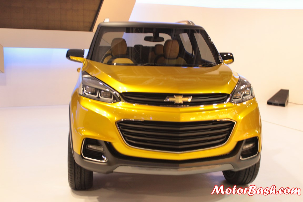 new car launched by chevrolet in indiaChevrolet NOT to Launch Adra Compact SUV Till 2017