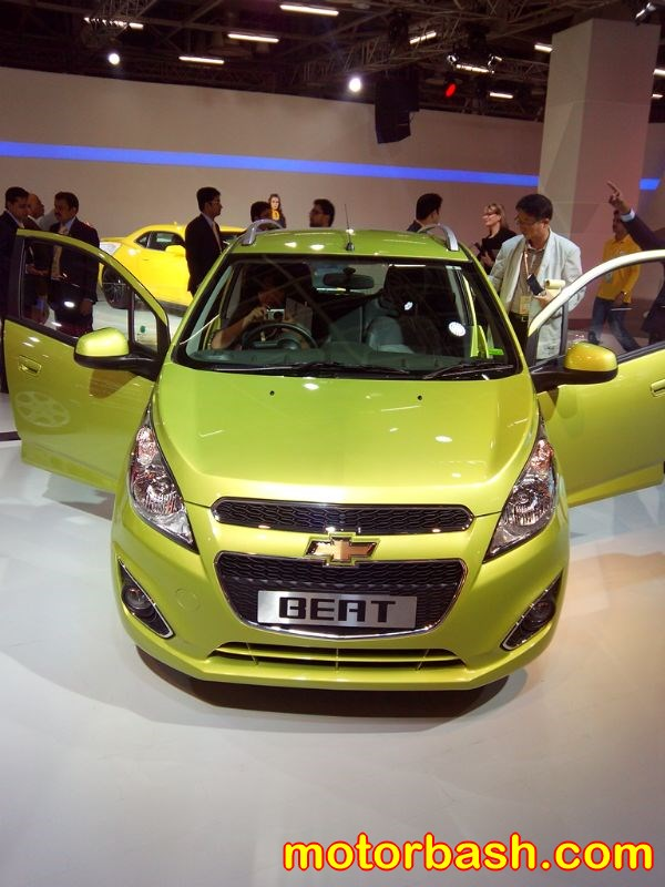 Chevrolet-Beat-Facelift-Launch (1)