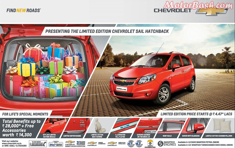 Chevrolet-Sail-UVA-Hatch-limited-edition