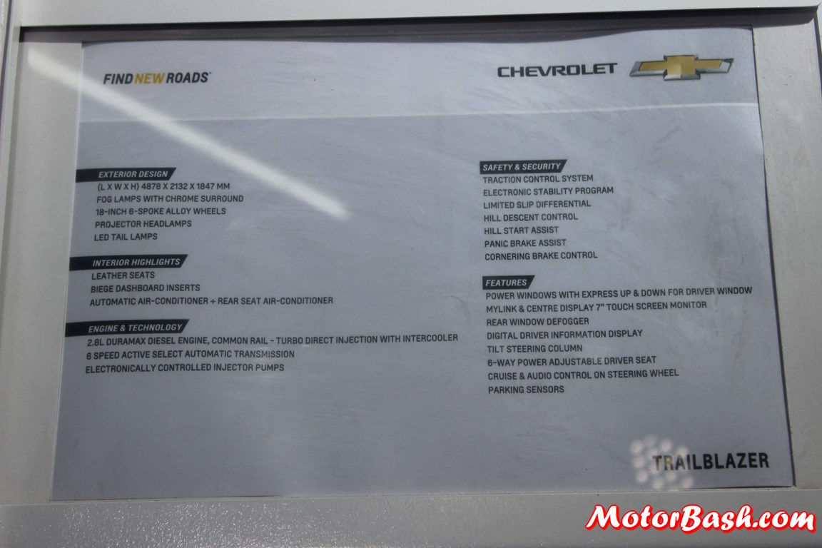Chevrolet-Trailblazer-SUV-India (8)