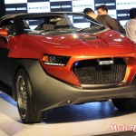 Auto Expo: DC Launches ELERON SUV at Rs 35 Lakhs; Pics, Specs & Details