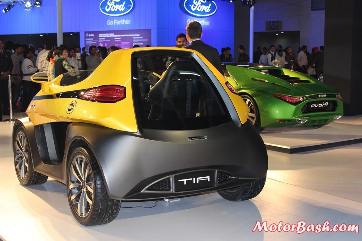 Dc Tia Car Pics Rear Motorbash Com