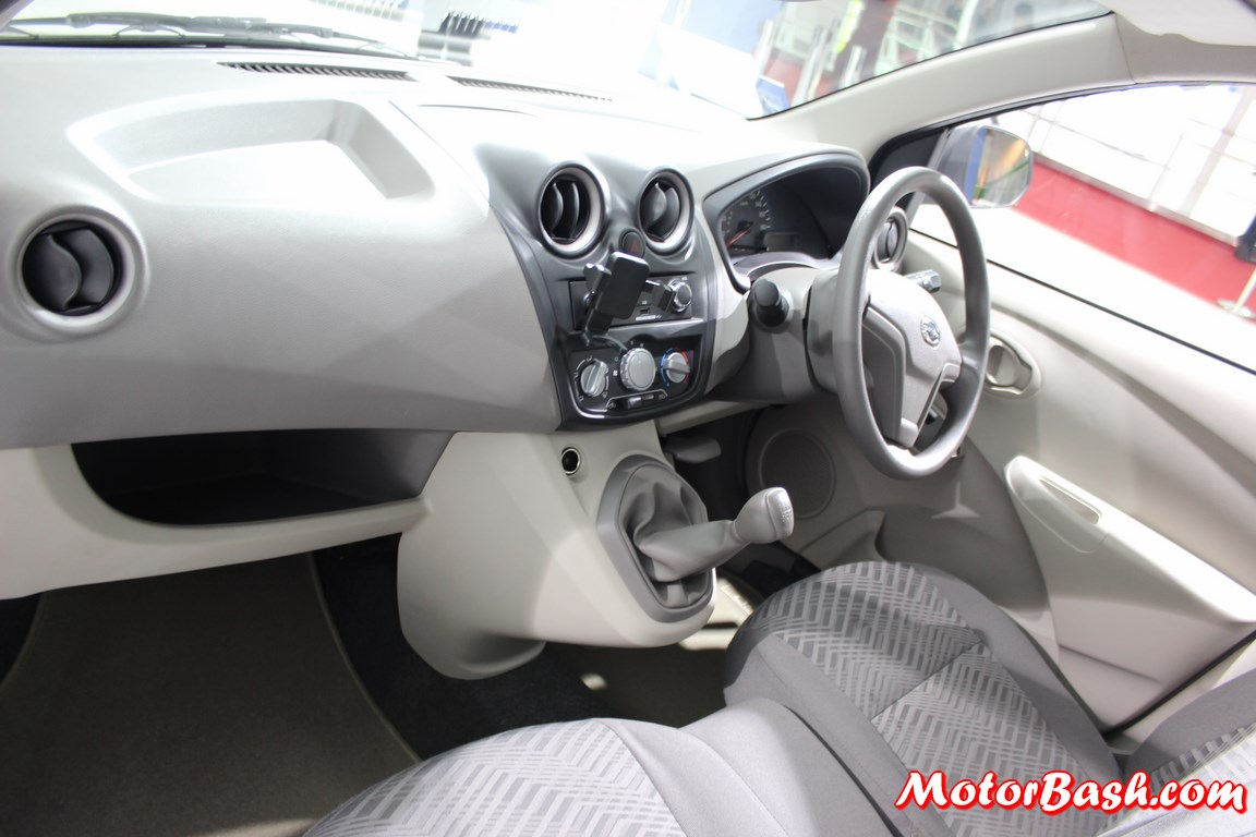 Cheapest 7 Seater Datsun Go Mpv Indian Launch Soon