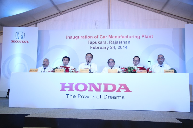 Honda-Second-Tapukara-Plant-India