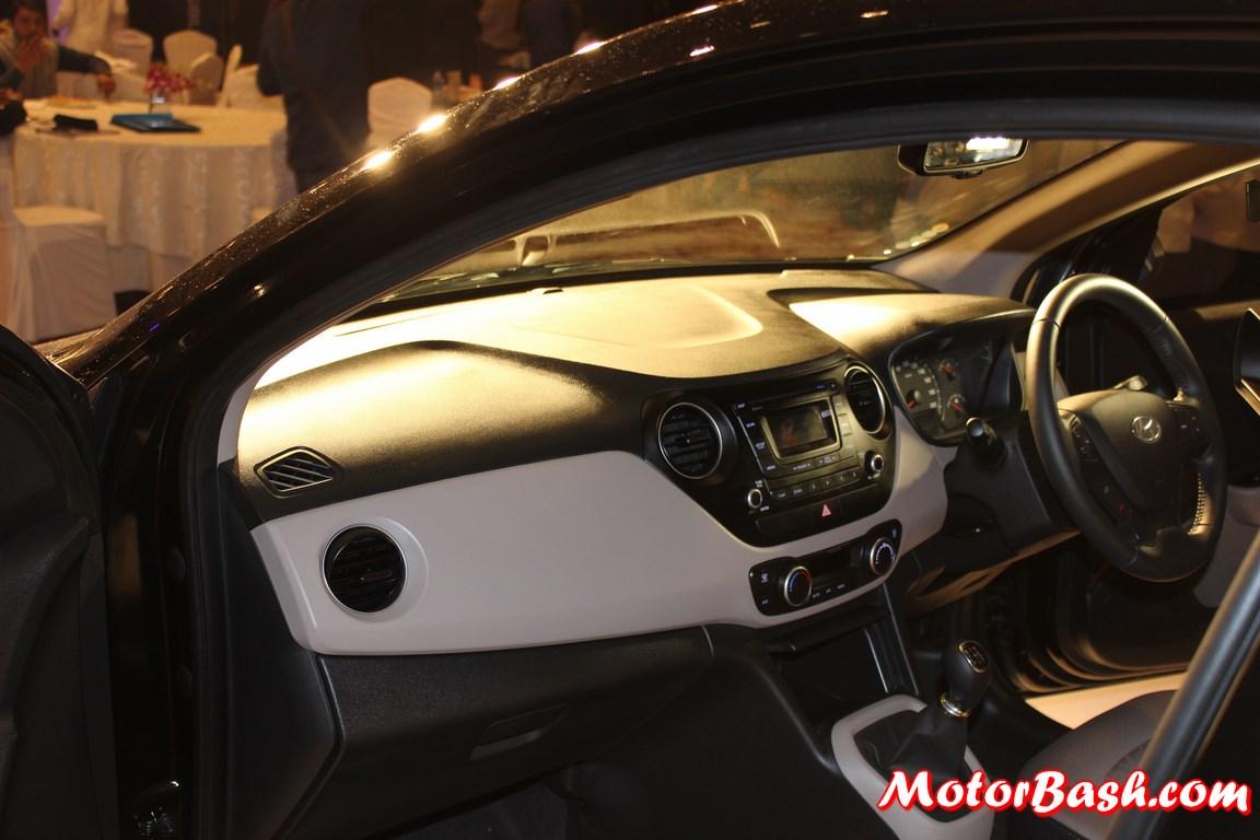 Hyundai-Xcent-dashboard